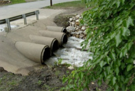 Storm Water Drain Pipes